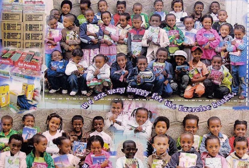 Ethiopian school kids 2