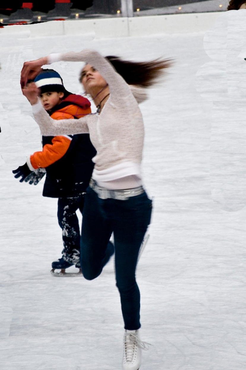 Ice skater and boyDSC_0326