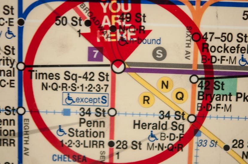 Subway mapDSC_9170