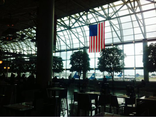 Airport Charlotte flagl