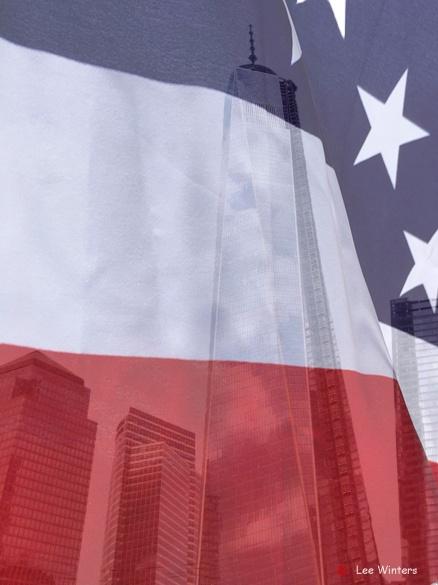 Freedom Tower Flag cpywrt_5716