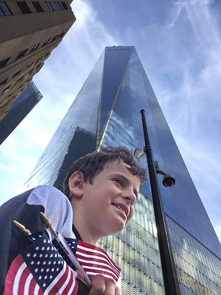 Boy profile flag IMG_3728