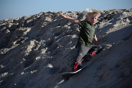Sand surf close DSC_2496