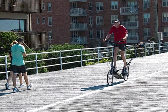 cardio bike IMG_0918