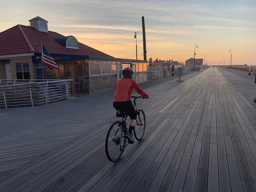 biker in red early morn.jpg